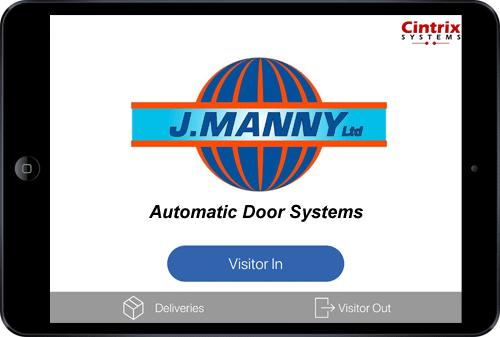 Visitor Management System Custom Branding